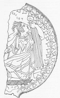LIMC, Kassandra 158.2 =Aias 81
