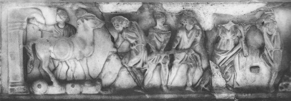 LIMC, Kassandra 39 =Equus Troianus 13