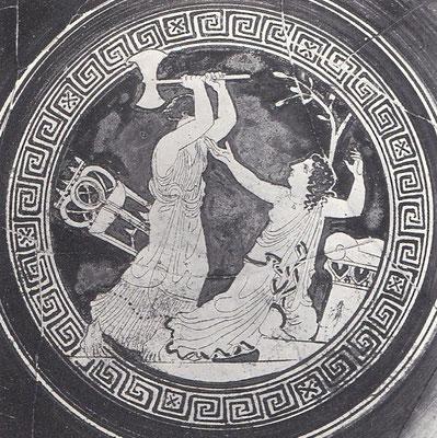 LIMC, Kassandra 202