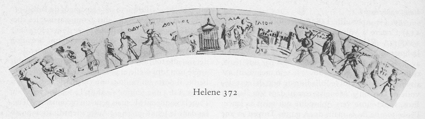 LIMC, Kassandra 170 =Helene 372