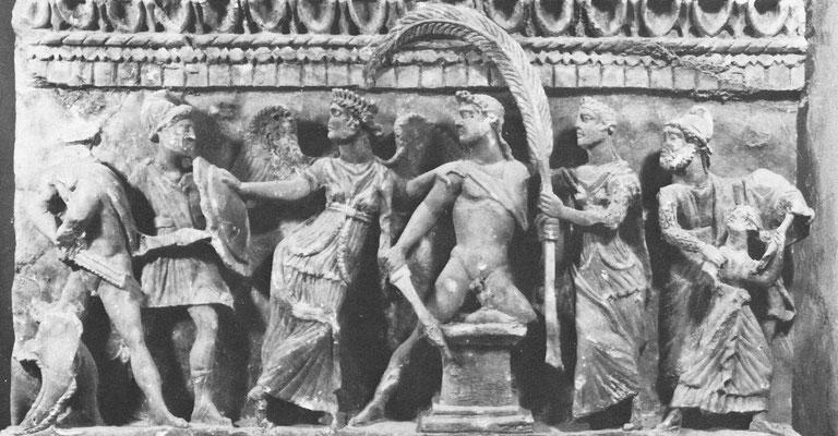 LIMC, Kassandra 21a =Alexandros 27