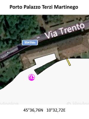 Porto Palazzo Terzi Martinego