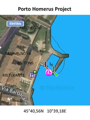 Porto Homerus Projekt