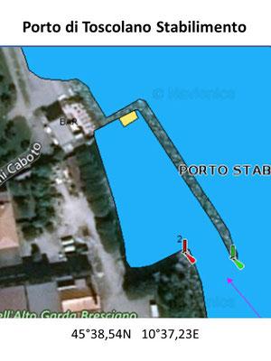 Porto Toscolano Stabilimento
