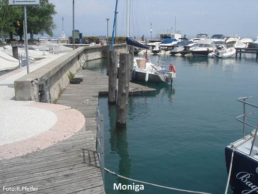 Hinweise für Boote am Gardasee Moniga del Garda
