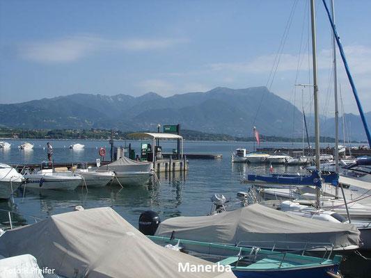 Hinweise für Boote am Gardasee Manerba del Garda