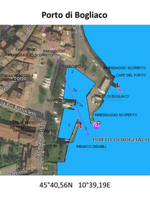 Porto Vecchio Bogliaco