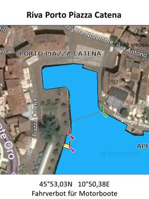 Porto Riva Piazza Catena