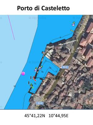 Porto Casteletto - Brenzone
