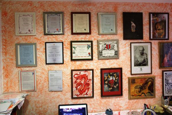 Red Dragon Tattoo - studio tatuaggi a Cles - Trento - Trentino