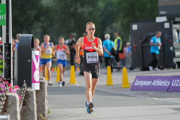 2013 Leichtathletik U23-EM, Tampere (FIN)