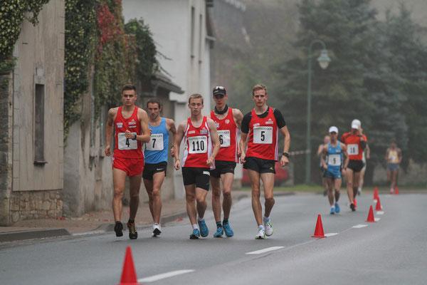 2014 DM Gehen 50 Straße, Gleina