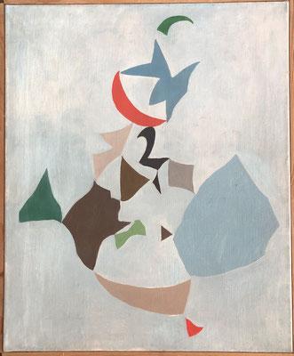 Konkretion, 1944