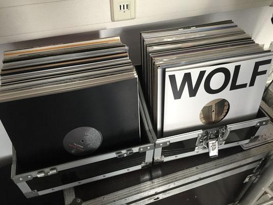 House Vinyl - mal wieder aus Spaß auflegen:)