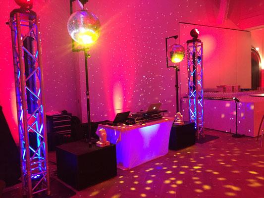 DJ Weihnachtsfeier in Leipzig Kongresshalle