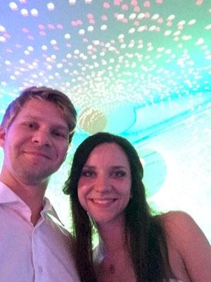 Hochzeits - Selfie :)