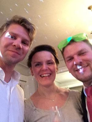 Hochzeit Selfie :)
