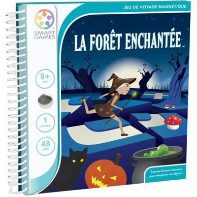 """<FONT size=""""5pt"""">La foret enchantée  - <B>11,50 €</B> </FONT>"""