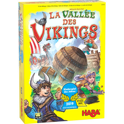 "<FONT size=""5pt"">La vallée des Vikings - <B>24,00 €</B> </FONT>"