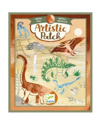 """<FONT size=""""5pt"""">Artistic Patch Dinosaures - <B>10,90 €</B> </FONT>"""
