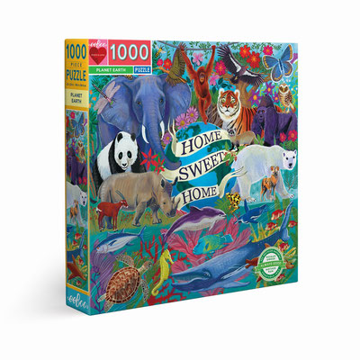 Puzzle Planet Earth - 23,90 €