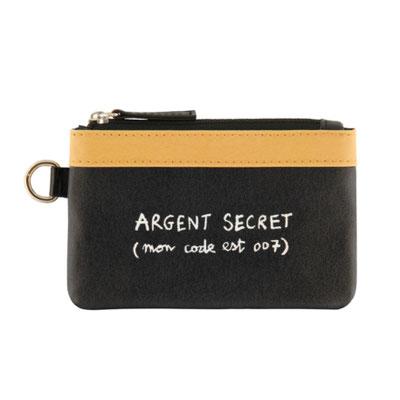 Porte monnaie Argent secret - 9,30 €