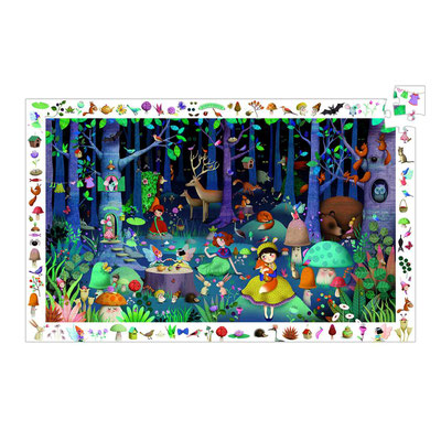 Puzzle La Forêt enchantée - 12,90 €