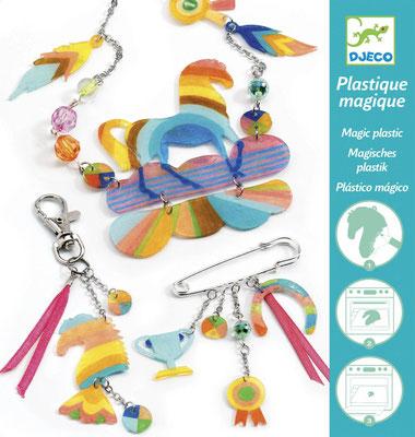 """<FONT size=""""5pt"""">Plastique Magique Cheval arc en ciel - <B>10,00 €</B> </FONT>"""