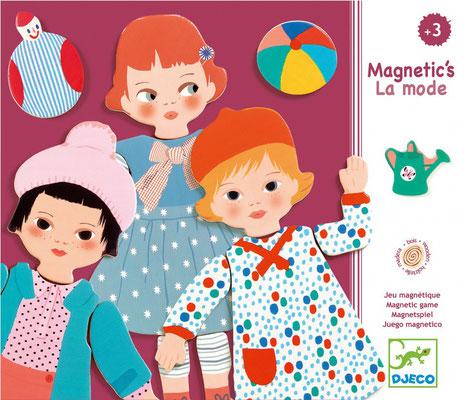"<FONT size=""5pt"">Magnetic's La Mode  - <B>17,50 €</B> </FONT>"