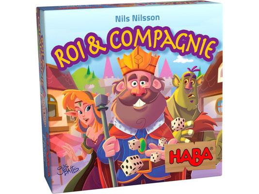 """<FONT size=""""5pt"""">Roi & Compagnie - <B>17,90 €</B> </FONT>"""