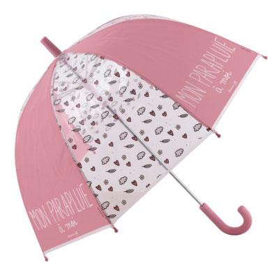 """<FONT size=""""5pt"""">Parapluie Panoplie fille - <B>11,50 €</B> </FONT>"""