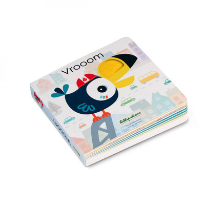 "<FONT size=""5pt"">Vrooom Livre sonore - <B>18,00 €</B> </FONT>"