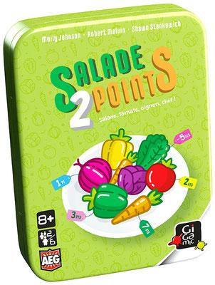 "<FONT size=""5pt"">Salade 2 points - <B>14,00 €</B> </FONT>"