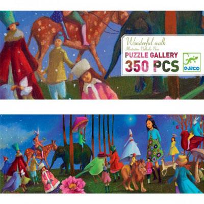"""<FONT size=""""5pt"""">Puzzle Wonderful walk 350P - <B>14,00 €</B> </FONT>"""