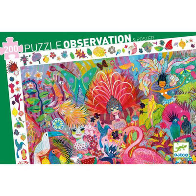 Puzzle Carnaval de Rio - 12,90 €