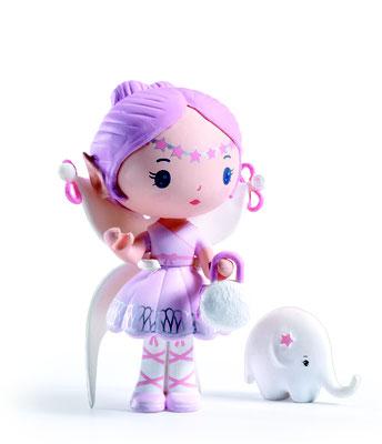 "<FONT size=""5pt"">Figurine Elfe & Bolero - <B>10,90 €</B> </FONT>"