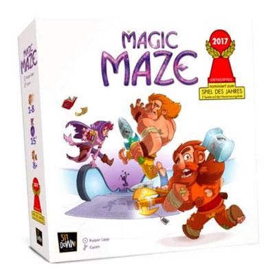 "<FONT size=""5pt"">Magic Maze - <B>25,00 €</B> </FONT>"