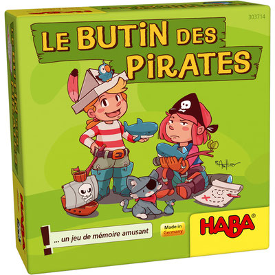 "<FONT size=""5pt"">Le butin des pirates - <B>6,90 €</B> </FONT>"