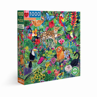 Puzzle Amazon Rainforest - 23,90 €