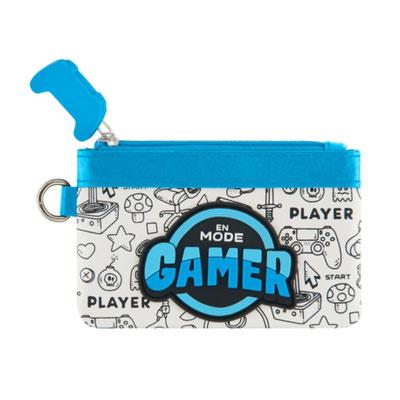 Porte monnaie Mode gamer - 10,50 €