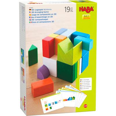"""<FONT size=""""5pt"""">Jeu d'assemblage 3D Cube mix - <B>21,95 €</B> </FONT>"""