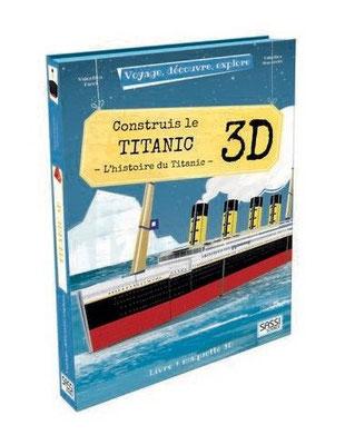 """<FONT size=""""5pt"""">Voyage, découvre Le Titanic - <B>19,90 €</B> </FONT>"""