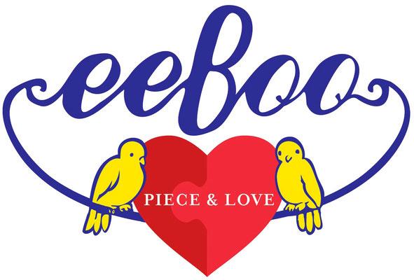 Puzzle Eeboo -  En carton recyclé à 90 % et encres végétales