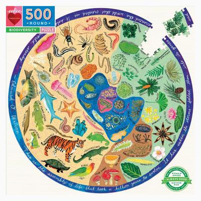 Puzzle Biodiversity - 22,90 €