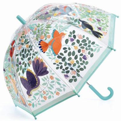 """<FONT size=""""5pt"""">Parapluie Fleurs et oiseaux - <B>10,00 €</B> </FONT>"""