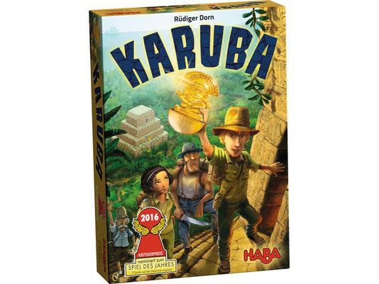 """<FONT size=""""5pt"""">Karuba - <B>34,90 €</B> </FONT>"""