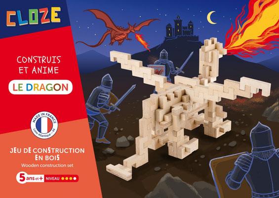 """<FONT size=""""5pt"""">Kit créatif Dragon  - <B>29,00 €</B> </FONT>"""