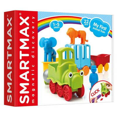 "<FONT size=""5pt"">My first Animal train - <B>33,00 €</B> </FONT>"