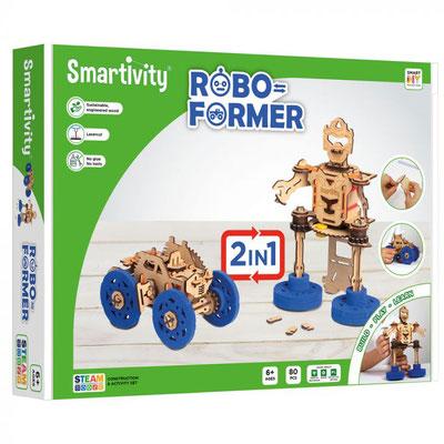 "<FONT size=""5pt"">Roboformer - <B>15,00 €</B> </FONT>"