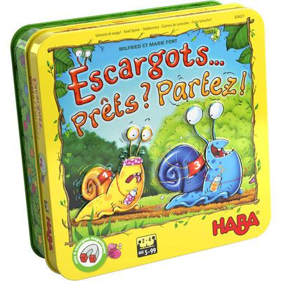 """<FONT size=""""5pt"""">Escargots...Prêts?Partez! - <B>23,00 €</B> </FONT>"""